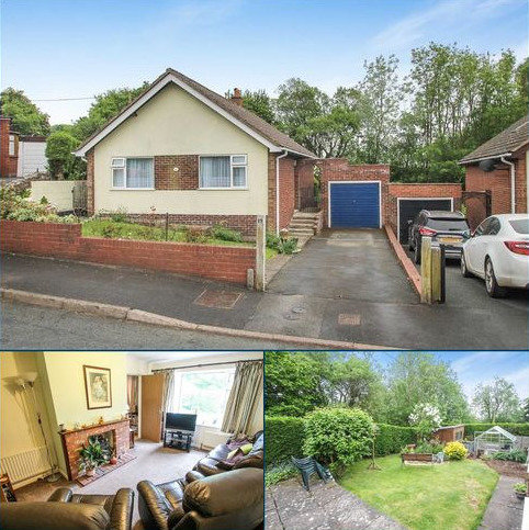 3 bedroom detached bungalow for sale - Clee Vantage, Clee Hill, Ludlow
