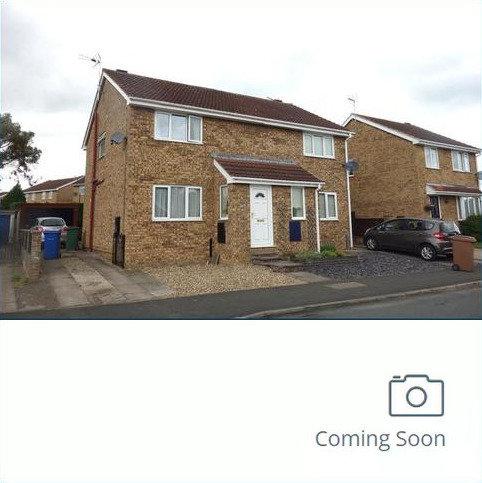 3 bedroom semi-detached house to rent - Bracken Road, Driffield