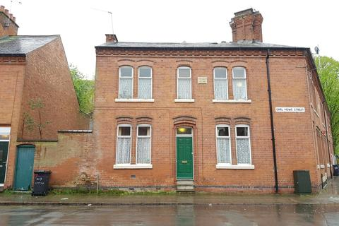 2 bedroom end of terrace house for sale - Earl Howe Street, Highfields, Leicester, LE2