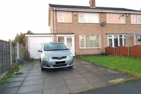 3 bedroom semi-detached house for sale - Windrush Drive, Oadby, Leicester, LE2