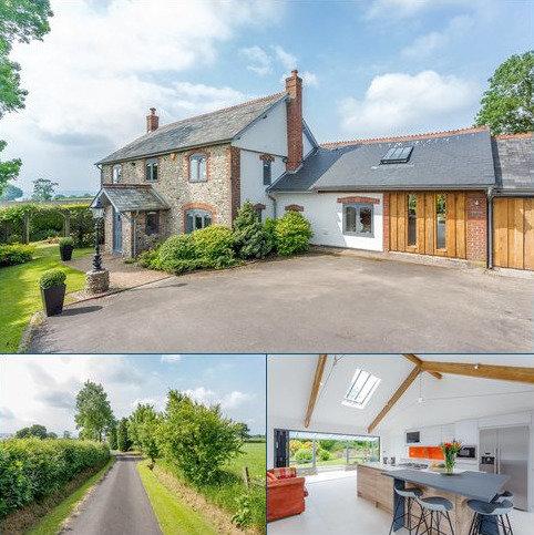 4 bedroom detached house for sale - Luppitt, Honiton, Devon