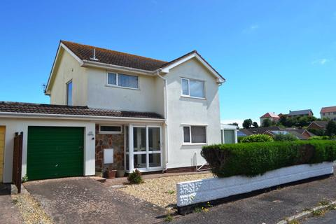 3 bedroom detached house for sale - Hayes Close, Budleigh Salterton