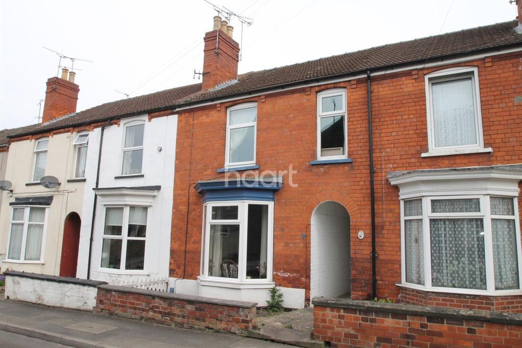 3 Bedrooms Terraced House for sale in Victoria Street, Bracebridge