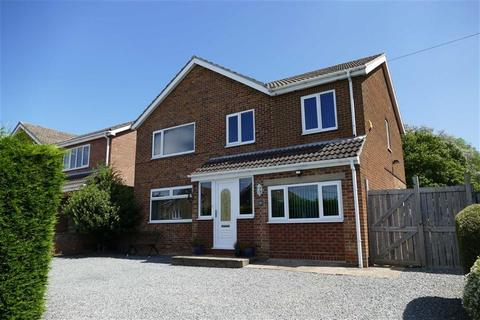 4 bedroom detached house for sale - Hill Rise, Market Weighton