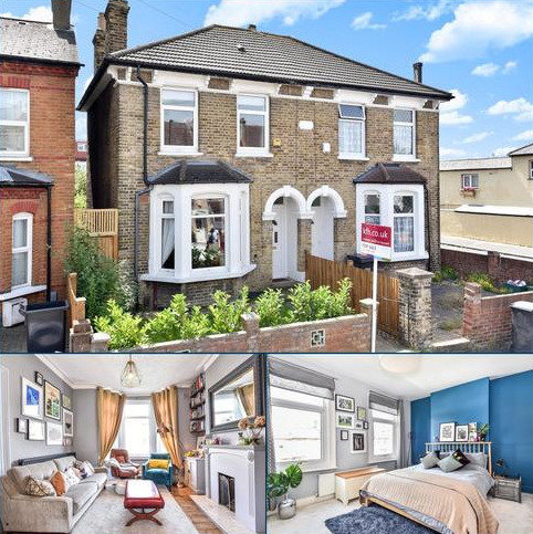 3 bedroom semi-detached house for sale - Livingstone Road, Thornton Heath