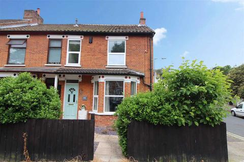 4 bedroom end of terrace house for sale - St. Johns Road, Ipswich