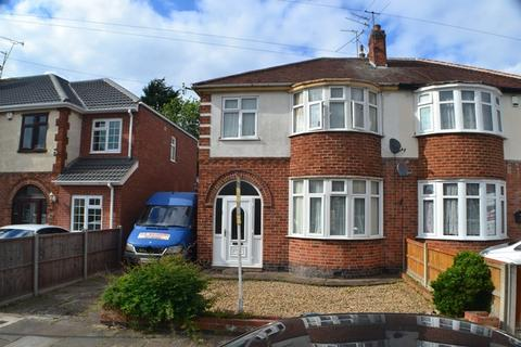 3 bedroom semi-detached house for sale - Highgate Drive, West Knighton, Leicester, LE2