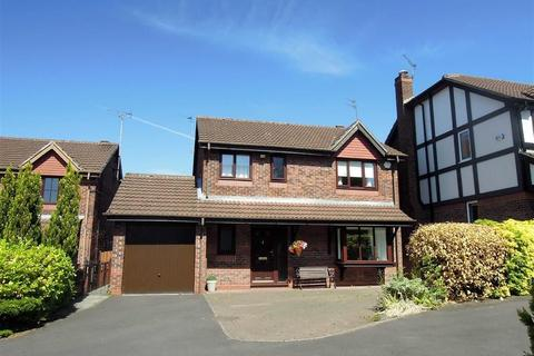 4 bedroom detached house for sale - Bellerby Close, Whitefield, Whitefield Manchester