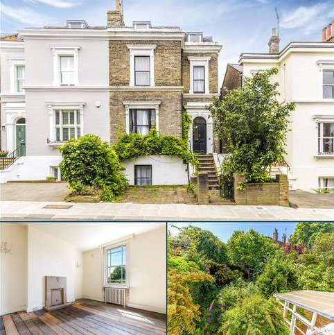 4 bedroom semi-detached house for sale - The Hermitage, Richmond, TW10