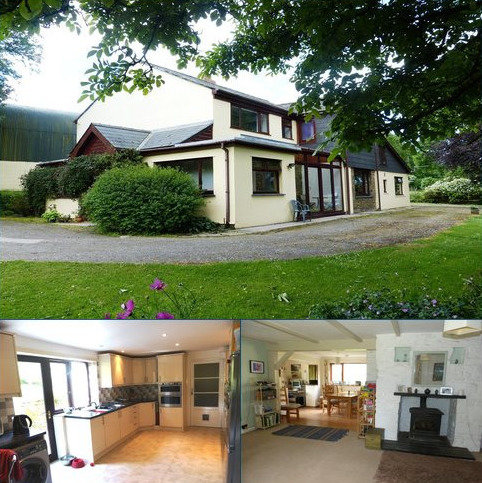 4 bedroom detached house for sale - Las-Fach, New Mill, St. Clears, Carmarthen