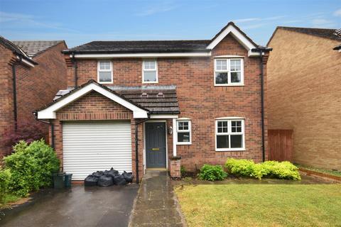 3 bedroom detached house for sale - Herbert Thomas Way, Swansea