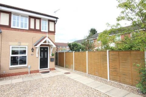 2 bedroom end of terrace house for sale - Tattersall Drive, Beverley