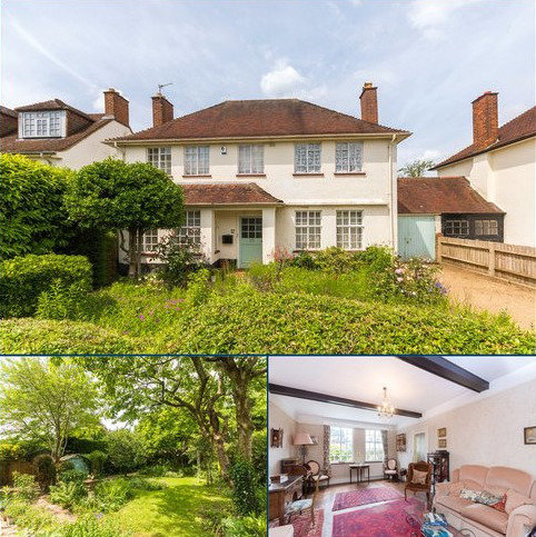 4 bedroom detached house for sale - Lonsdale Road, Oxford, Oxfordshire, OX2