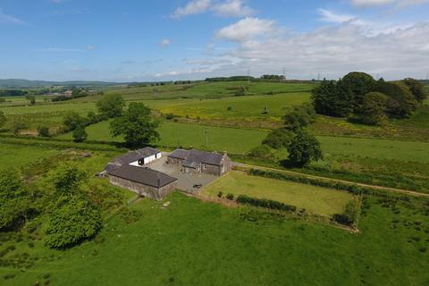 3 bedroom property with land for sale - Outerland, Eaglesfield, Lockerbie DG11