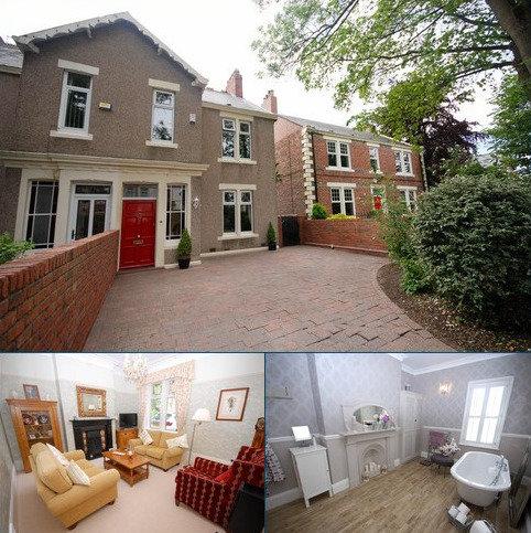 3 bedroom house for sale - Croft Terrace, Jarrow
