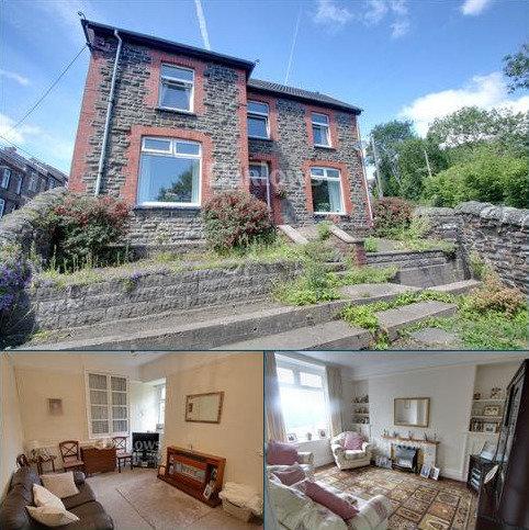 4 bedroom detached house for sale - Heol Y Plwyf, Ynysybwl