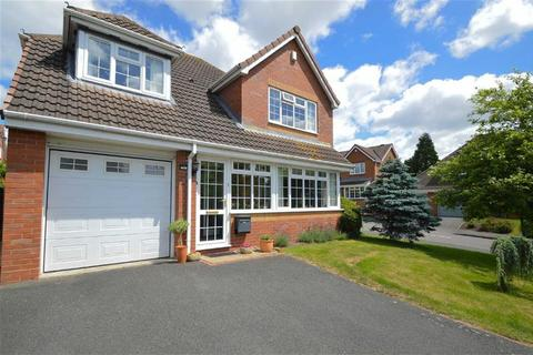4 bedroom detached house for sale - Collingwood Drive, Shrewsbury