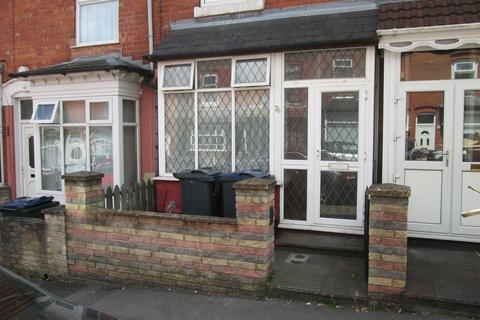 3 bedroom terraced house to rent - Avondale Road, Sparkhill,Birmingham, B11 3JY