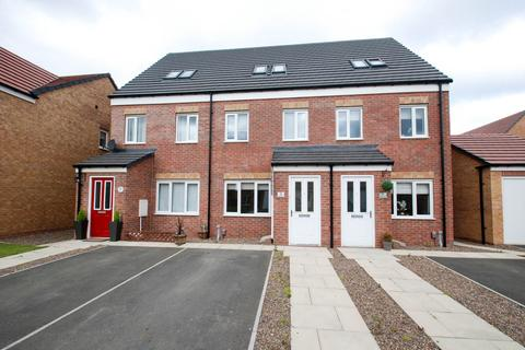 3 bedroom townhouse for sale - Bronte Way, South Shields