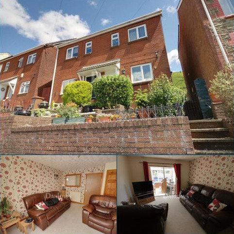 3 bedroom semi-detached house for sale - Upper Brynhyfred Terrace, Senghenydd