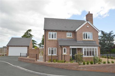 4 bedroom detached house for sale - Lofty Rise, 10, Downey Ridge, Bayston Hill, SY3