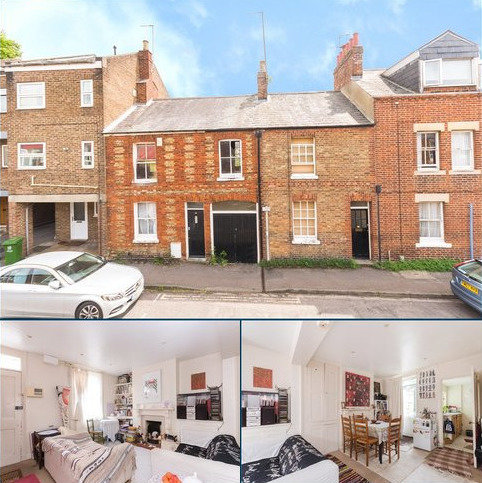 2 bedroom terraced house for sale - Cranham Street, Oxford, Oxfordshire, OX2