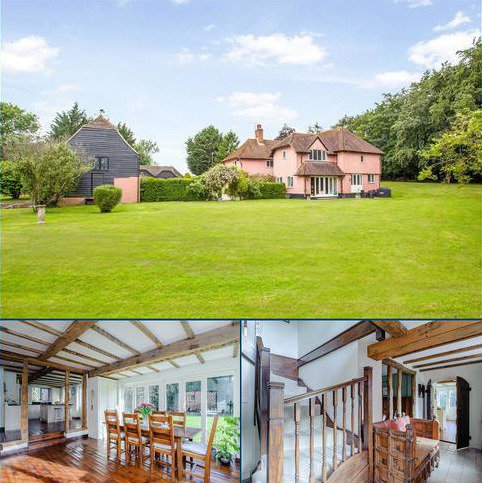 5 bedroom detached house for sale - Andrews Lane, Great Easton, Dunmow, Essex, CM6