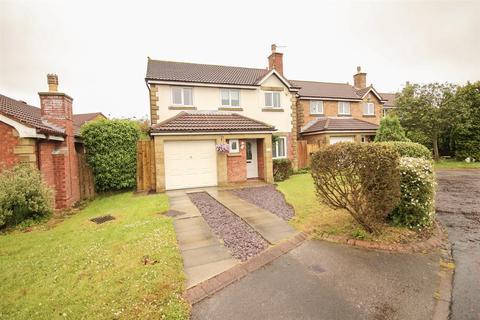 4 bedroom detached house for sale - Cranham Close, Newcastle Upon Tyne