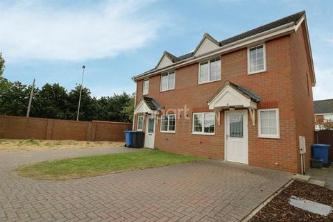 2 bedroom semi-detached house for sale - excellent value in west Norwich