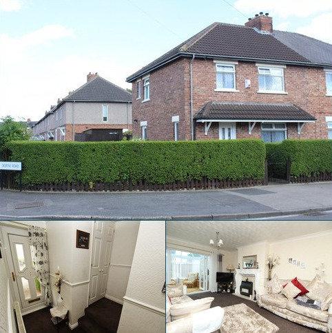 3 bedroom semi-detached house for sale - Greta Road, Norton, TS20