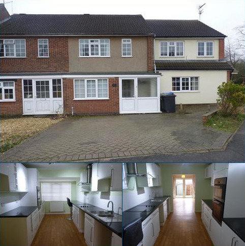 3 bedroom townhouse to rent - Ridgeway West, Market Harborough