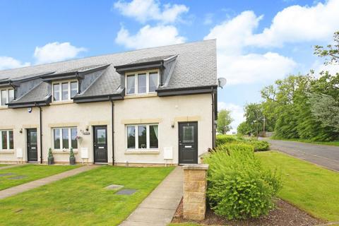 2 bedroom end of terrace house for sale - 1 Castle Dean Court, Bonnyrigg, EH19 3FZ