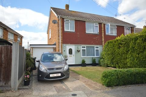 3 bedroom semi-detached house for sale - Manors Way, Silver End, Witham, CM8