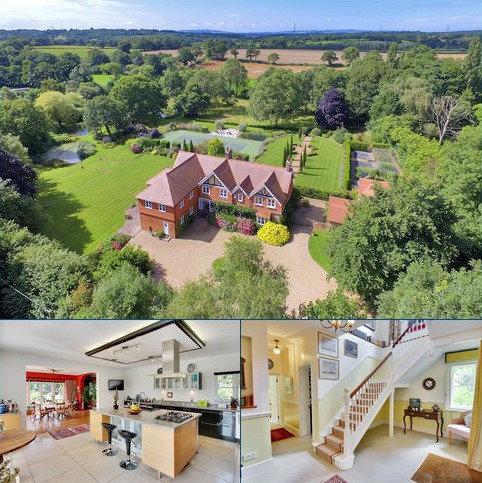 4 bedroom detached house to rent - Hammer Lane, Vines Cross
