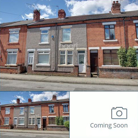 2 bedroom terraced house for sale - Charles Street, Hucknall