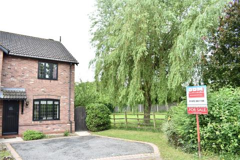2 bedroom semi-detached house for sale - Rowan Close, Barrow-Upon-Humber, North Lincolnshire, DN19