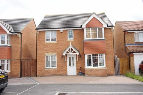 4 bedroom detached house for sale - Horsley View, Wallsend, Tyne And Wear, NE28