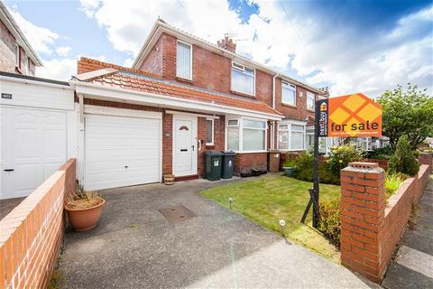 2 bedroom semi-detached house for sale - Allendale Avenue, Kings Estate, Wallsend, NE28