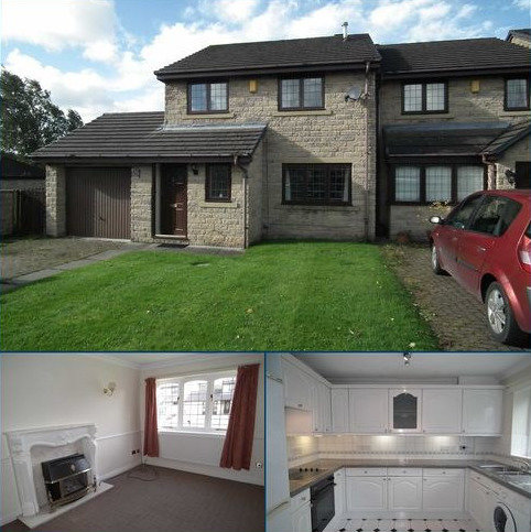 3 bedroom semi-detached house to rent - Woodlands Park, Whalley, Lancashire