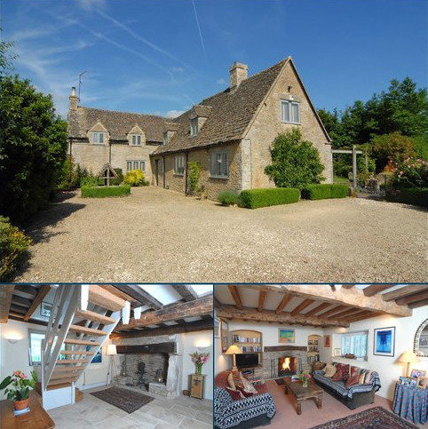 4 bedroom detached house for sale - Driffield, Cirencester, Gloucestershire, GL7