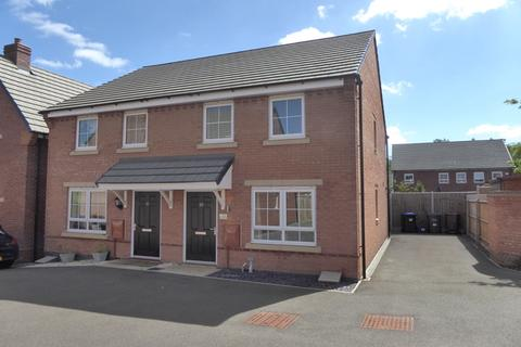2 bedroom semi-detached house for sale - Irons Road, Northampton, NN5