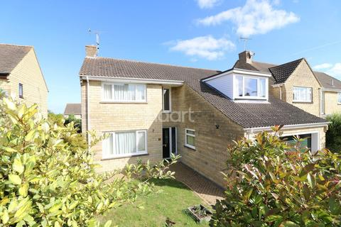 4 bedroom detached house for sale - Brookfield, Highworth, Wiltshire