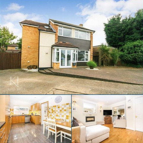4 bedroom detached house for sale - Windsor Close, West Cheshunt