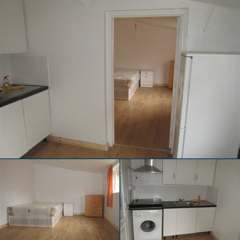 Studio to rent - Leabridge road, Walthamstow, London E17