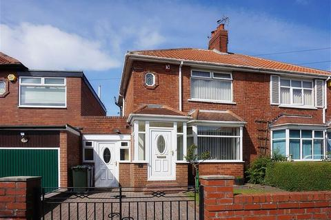 2 bedroom semi-detached house for sale - Selby Gardens, Walkergate, Newcastle Upon Tyne, NE6