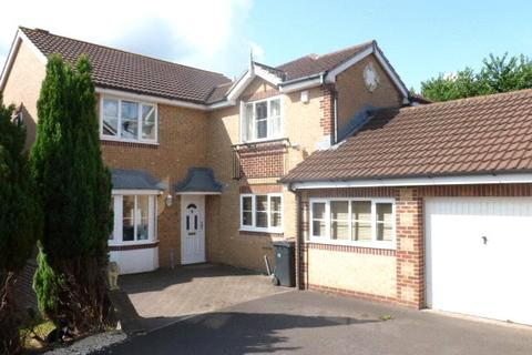 4 bedroom detached house to rent - Redstart Road, Chard, Somerset, TA20