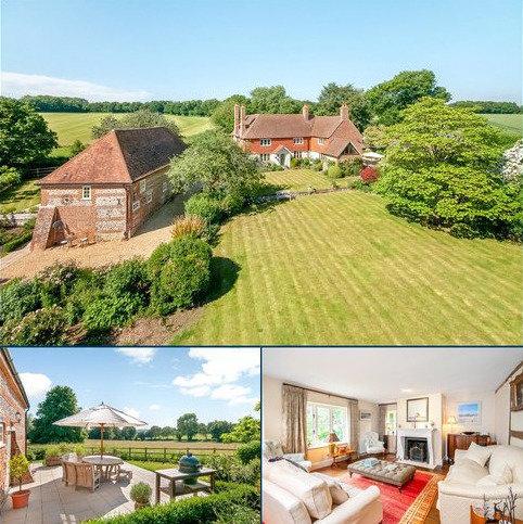 6 bedroom detached house for sale - Eldon Lane, Braishfield, Romsey, Hampshire, SO51
