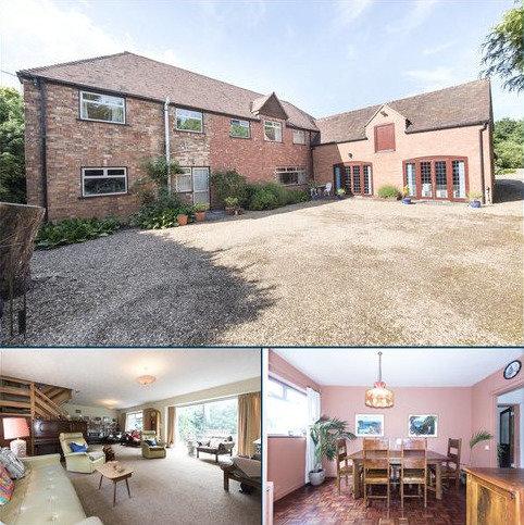 4 bedroom detached house for sale - Longdon Hill, Wickhamford, Worcestershire, WR11