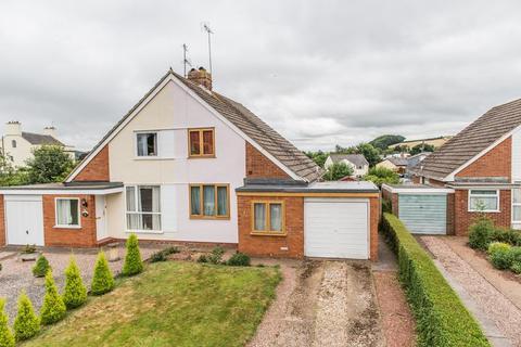 3 bedroom semi-detached bungalow for sale - Meadow Gardens, Crediton