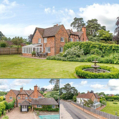 5 bedroom detached house for sale - The Street, North Warnborough, Hook, Hampshire